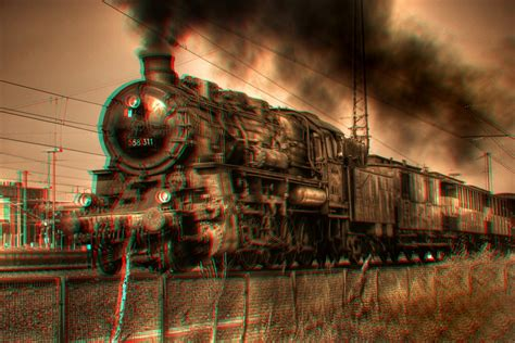 classic train wallpaper 3d anaglyph glasses vintage trains wallpaper 3834x2563
