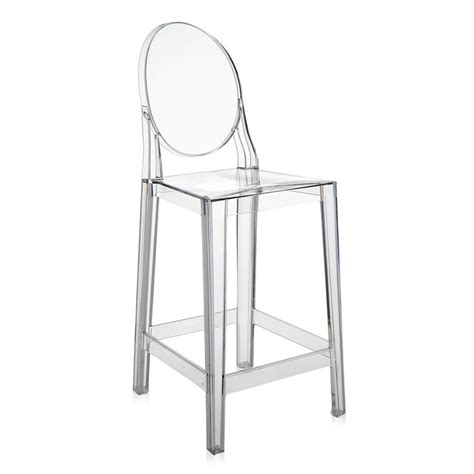 kartell sgabelli kartell one more sgabello sgabelli one more