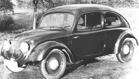 ferdinand porsche beetle 1930 s 1st prototype vw beetle bug s pinterest