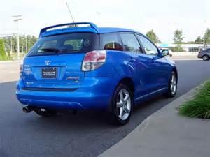 2007 Toyota Matrix Xr Mpg Used 2007 Toyota Matrix Xr Trd To Sale For 7 In Qu 233 Bec
