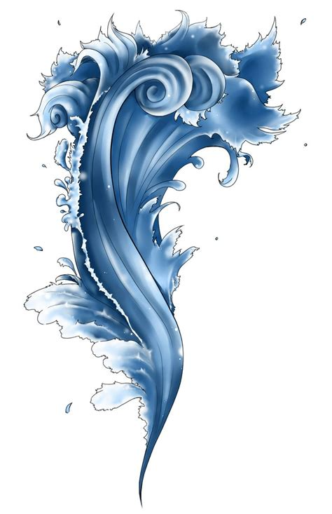 tattoo water designs 5 water designs