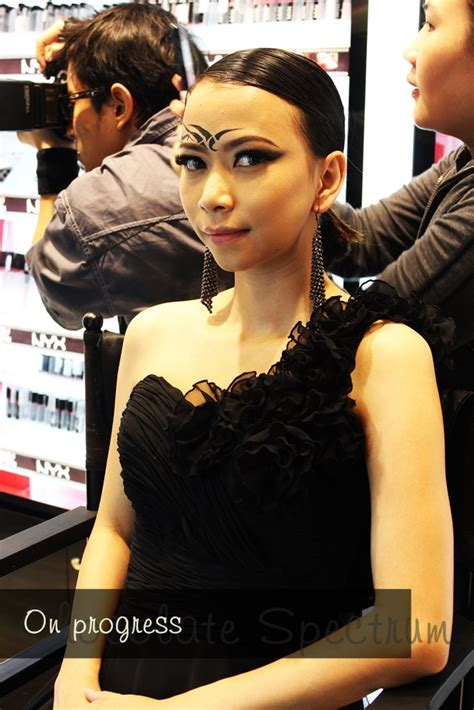 Nyx Di Counter Resmi event report of grand opening nyx counter in tsm we are