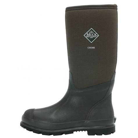 muck work boots muck boots chore cool 15 inch hi work boots chct900