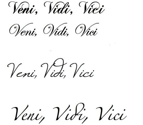 tattoo fonts different languages best 25 veni vidi vici ideas on conquer