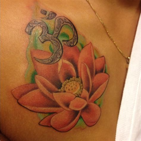 lotus flower with om tattoo designs 28 best images about om tattoos on apple