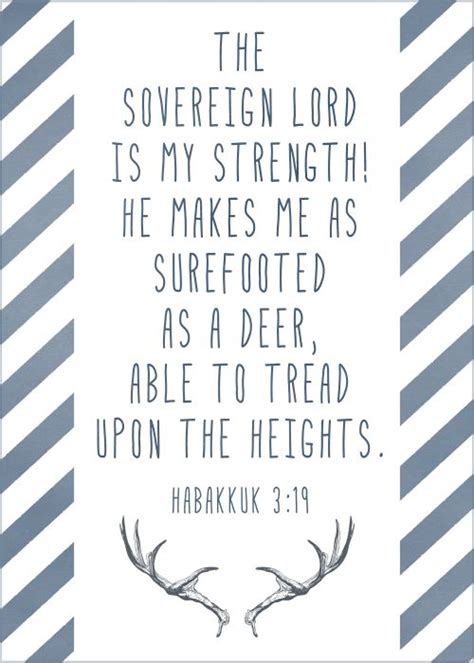 printable quotes about strength 38 best habakkuk images on pinterest bible scriptures