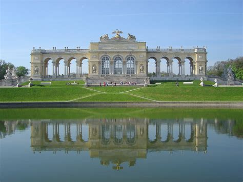 Schoenbrunn S Castle The Gloriette