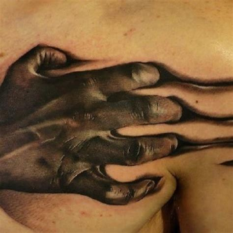 messed up tattoos this collection of messed up 3d tattoos is sick boredombash