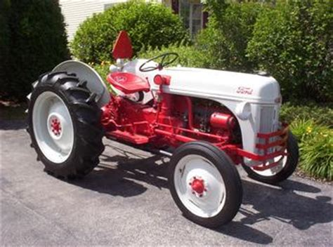 8n ford tractor paint code