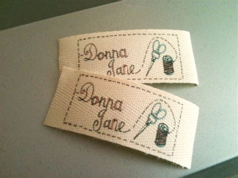 Handmade Clothing Uk - my new custom clothing labels
