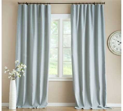 kitchen curtains pottery barn blue curtains pottery barn for the home