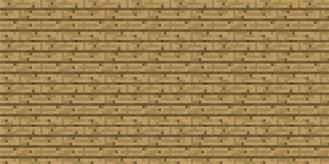 Minecraft Wood Plank Texture
