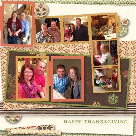 scrapbook layout software 110 best thanksgiving scrapbooking pages layouts images on