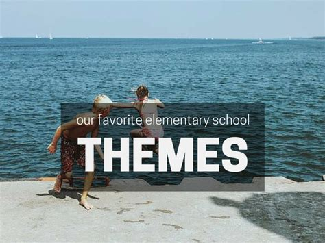 5 News About Our Favorite by 5 Of Our Favorite Elementary School Yearbook Themes