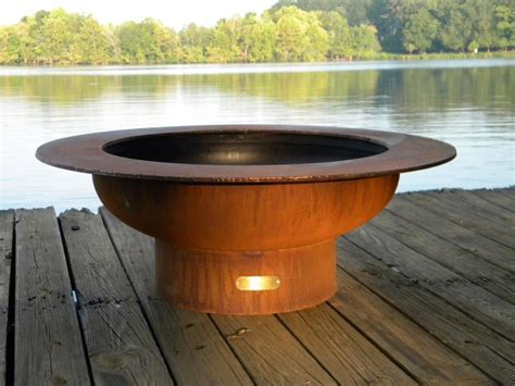 ceramic firepit ceramic pit table pit design ideas