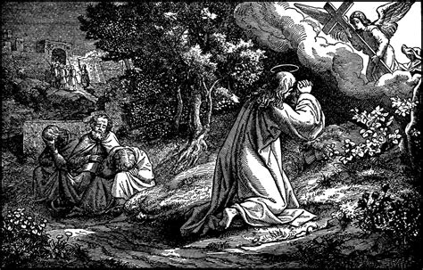 jesus garden of gethsemane