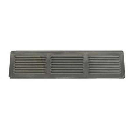 in aluminum eave soffit vent in mill eac16x4 at the
