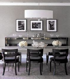 Grey And White Home Decor by Dove Grey Dining Room On Dove Grey Gray Home