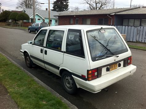 1989 nissan stanza 1989 nissan stanza information and photos momentcar