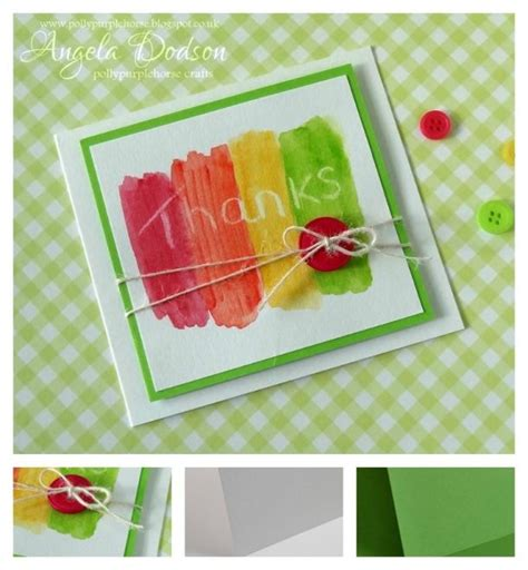 how to make a thank you card for your 17 best images about thank you card ideas for to