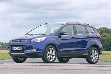 Auto Neu Lackieren Kosten österreich by Ford Kuga Facelift 2016 Vorstellung Marktstart