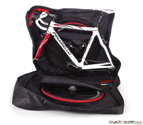 sacca porta bici da corsa cyclinside scicon aerocomfort plus la sicurezza in