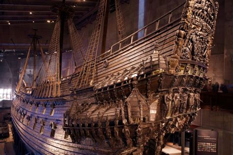 vasa stoccolma stoccolma il museo vasa emotion recollected in