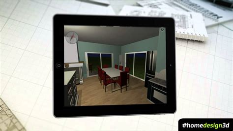 home design 3d para ipad home design 3d v2 5 trailer iphone ipad youtube