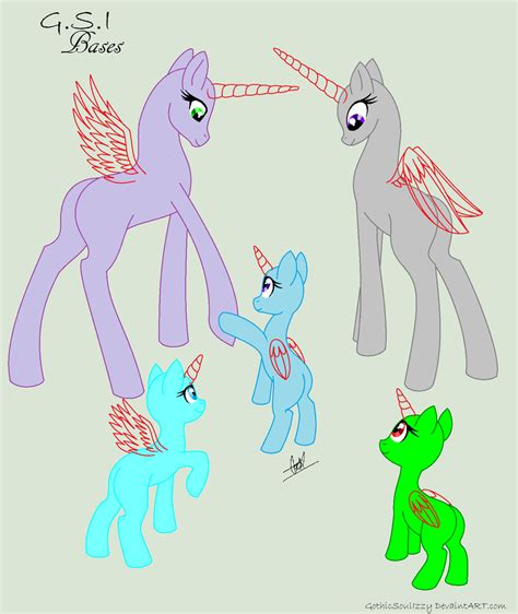 mlp base by shadeila on deviantart pony family base very late recolor by