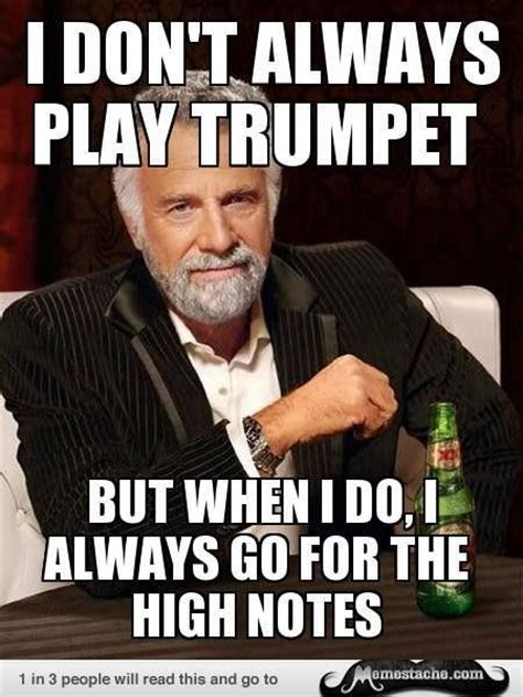 funny trumpet memes quotes forsearch site quot music