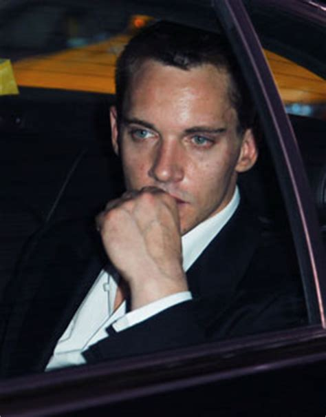 Jonathan Rhys Meyers In Rehab by Jonathan Rhys Meyers Is Going To Rehab For