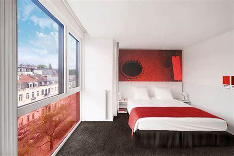 pantone hotel h 244 tel insolite bruxelles le pantone hotel voyage insolite