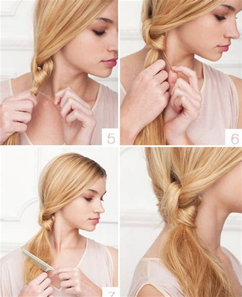 3 amazing everyday hairstyles in 3 minutes 1 minute hairstyles