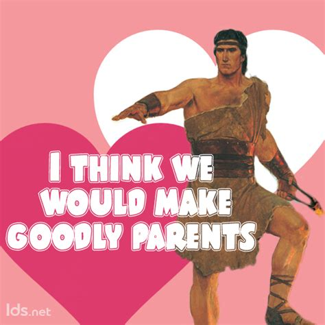 Book Of Mormon Meme - book of mormon valentines for your loved ones lds daily