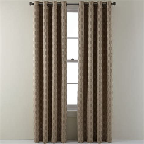 studio curtain panels studio luna grommet top blackout curtain panel