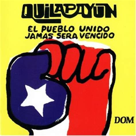 el pueblo unido testo canzoni contro la guerra el pueblo unido jam 225 s ser 225 vencido