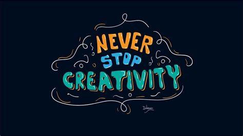 tutorial illustrator bahasa indonesia membuat typography never stop creativity adobe