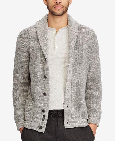 Polo Collar Sweater polo ralph s shawl collar cardigan sweaters