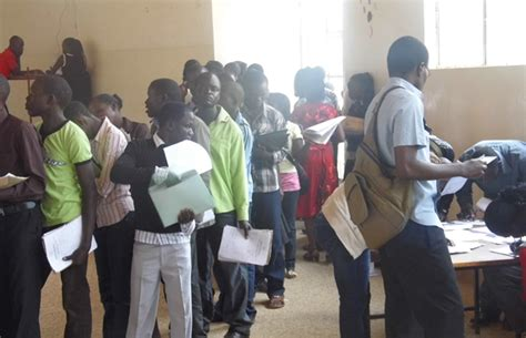 Usiu Kenya Mba Fees Structure by Maseno Registration Process Still A Nuisance In