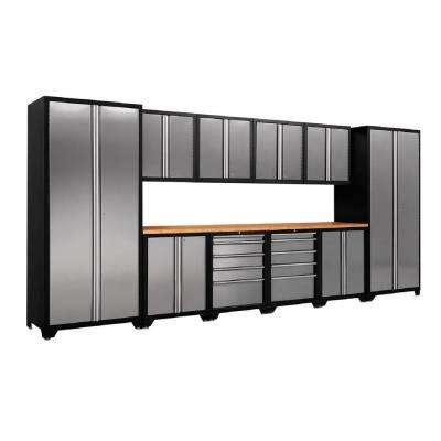 Stainless Steel Garage Cabinets Storage Systems Metal Cabinets For Garage Storage
