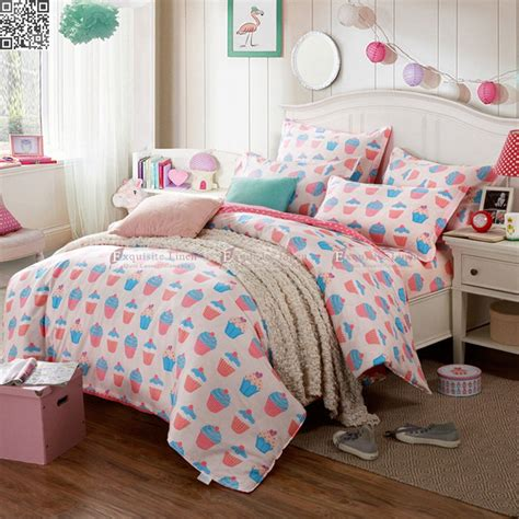 ice cream bedding ice cream doona quilt duvet cover set single double queen