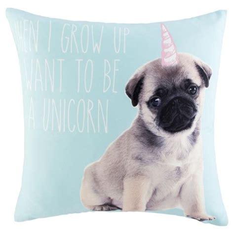 buy novelty unicorn puppy cushion from our cushions range