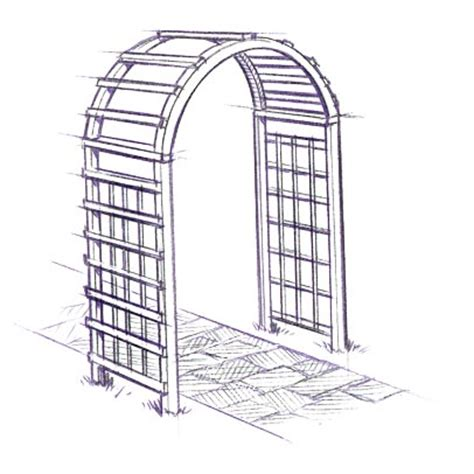 trellis means what s the difference between a trellis an arbor and a