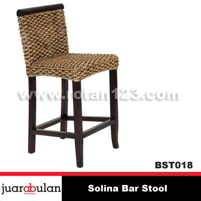 Sewa Kursi Bar Stool harga jual solina bar stool kursi bar rotan alami model