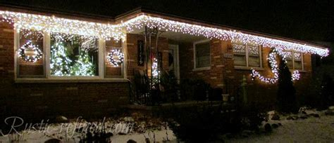 how to hang christmas lights the easy way washingtonian