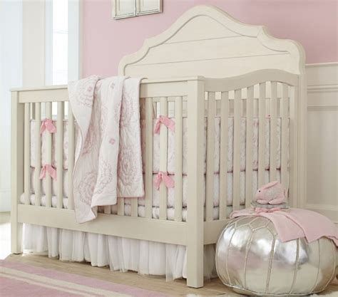 Juliet Crib Bedding Juliette 4 1 Crib Pottery Barn