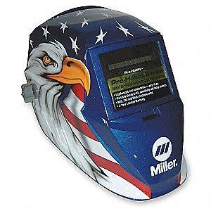 Safety Welding Helmet Blue Eagle 633n miller electric welding helmet blue w eagle shade 8 12 2avj4 231405 grainger