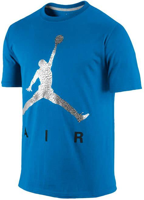 Tshirt T Shirt Air Blue air 3 sport blue shirts sportfits