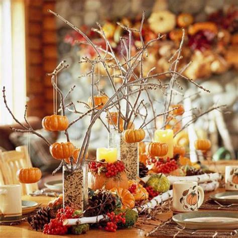 thanksgiving centerpiece crafts for ideas for easy inexpensive crafty table decorations for
