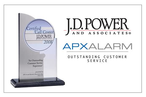apx alarm security solutions inc receives j d power and